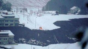 Deslizamiento de tierra en Noruega deja 21 personas desaparecidas y 10 heridas