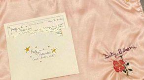 Taylor Swift le regala a la hija de Katy Perry una mantita cosida a mano