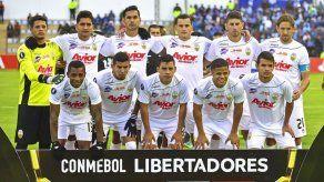 Jan Carlos Vargas debutó en la Libertadores con el Táchira