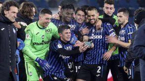 Atalanta elimina al Napoli y se enfrentará a la Juve en la final de Copa