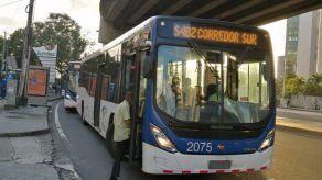 Rutas troncales y complementarias de Metro Bus operarán durante cuarentena total