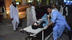 Suben a 36 los muertos en un atentado suicida en Afganistán