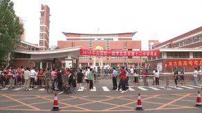 Diez millones de estudiantes se enfrentan al gaokao