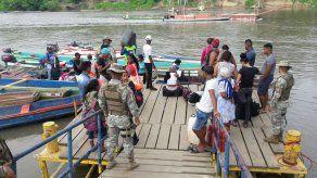 Más de 15 mil personas trasladadas el jueves hacia zonas insulares