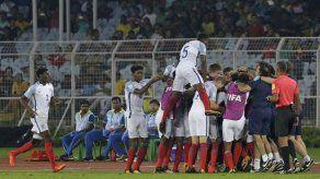 España e Inglaterra avanzan a final del Mundial Sub17