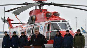 Poroshenko anuncia el fin del estado de excepción en Ucrania
