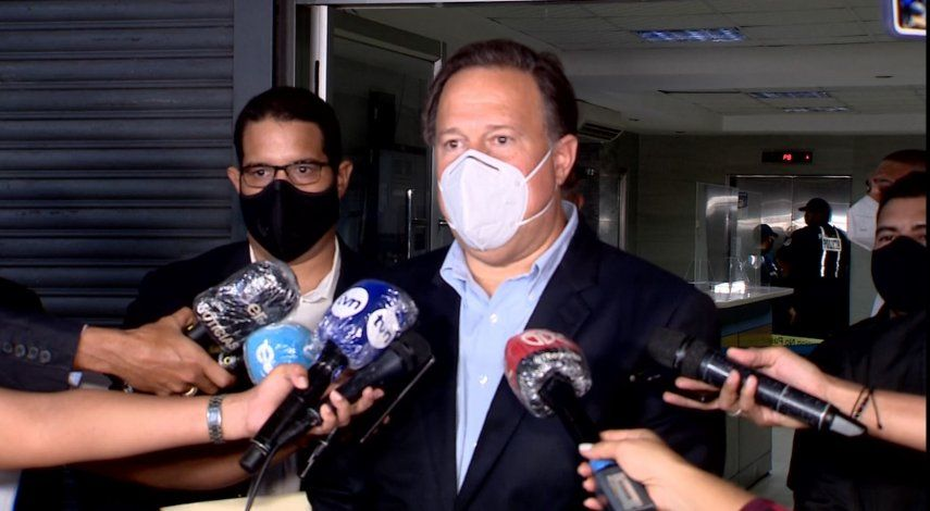 Juan Carlos Varela figura como uno de los dos expresidentes en la investigación del Ministerio Público a los que se les solicitó el llamamiento a juicio por el caso Odebrecht.