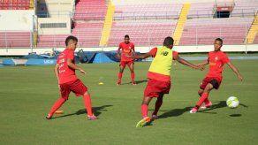 Panamá Sub16 jugará con Colorado Rapids en el Rommel Fernández