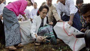 Mianmar: Tras triunfo electoral
