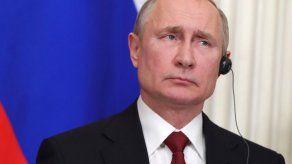 Putin ofrece su discurso sobre el estado de la nación