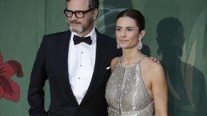 Se divorcia el galardonado actor británico Colin Firth