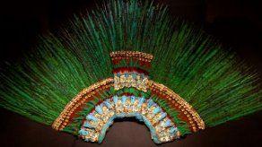 México intenta recuperar en Viena un histórico penacho azteca