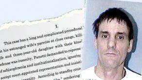 Juez de Texas aprueba ejecución de enfermo mental