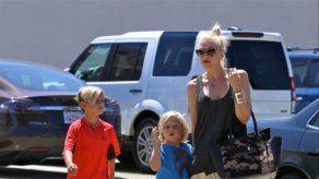 Gwen Stefani espera su tercer hijo
