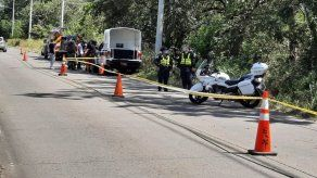Dos víctimas fatales tras accidente de tránsito en la vía hacia Chepo