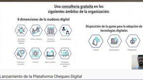 Lanzan plataforma Chequeo Digital para que mipymes realicen un autodiagnóstico gratis