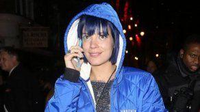 Lily Allen se desmaya durante el carnaval de Notting Hill