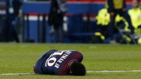 Brasil envía médico para acompañar a Neymar
