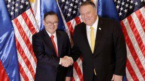Pompeo: EEUU impedirá bloqueo marítimo chino