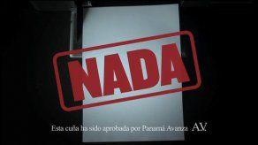 Señalamientos contra cuñas políticas de grupo Panamá Avanza