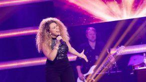 Cantante panameña participa de The Voice en Finlandia