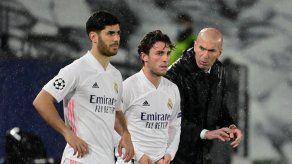 Zidane defiende el trabajo en la temporada. No es milagro