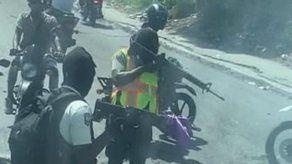 Selección de Belice fue interceptada por hombres armados en Haití