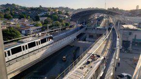 Este lunes inicia periodo de prueba del sistema de la Línea 2 del Metro