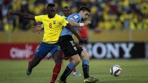Ecuador con dudas en delantera para enfrentar a Paraguay