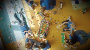 Lego lanza un programa para reutilizar sus bloques