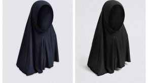 Un hiyab como uniforme escolar para niñas levanta polémica en el Reino Unido