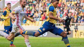 Blackman debuta con el FC DAC y Vargas anota su primer gol con Táchira