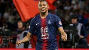 Mbappé causa baja de última hora para el partido del PSG en Brest