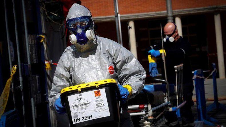Europa supera los 20.000 muertos y España vuelve a batir récord