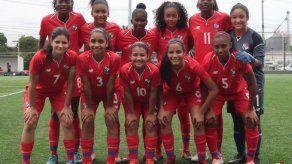Panamá Femenina Sub-17 vence 3-1 a Trinidad y Tobago