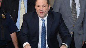 Harvey Weinstein acusado en Los Ángeles por nuevos casos de violación