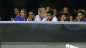 Riquelme vuelve a entrenarse con Boca tras siete meses de inactividad