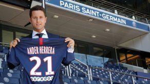 El PSG refuerza su centro del campo con Ander Herrera