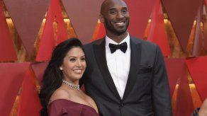 Agentes compartieron imágenes de Kobe Bryant