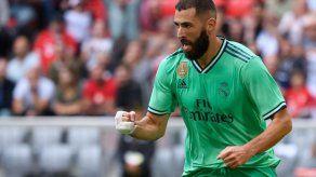 Primera victoria de la pretemporada para el Real Madrid con festival ofensivo