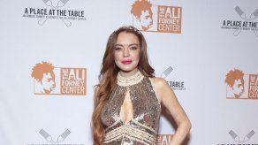 Lindsay Lohan regresa a la música con su primera canción en 12 años