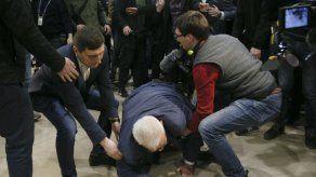 Ucrania: Nacionalistas malogran conferencia de paz
