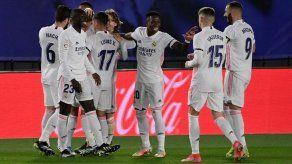 El Real Madrid gana el Clásico ante el Barcelona y es líder