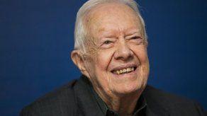 Expresidente de EEUU Jimmy Carter