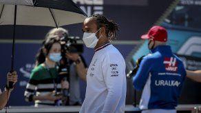 Hamilton, el mejor en los segundos libres del GP de Portugal