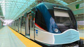 El Metro de Panamá activó los protocolos de seguridad para rescatar al bebé.