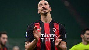 El AC Milan se reencuentra con la victoria y recupera a Ibra