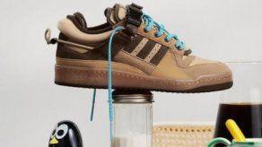 Bad Bunny y Adidas lanzan zapatilla inspirada en el café mañanero