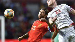 Ramos iguala record de Casillas
