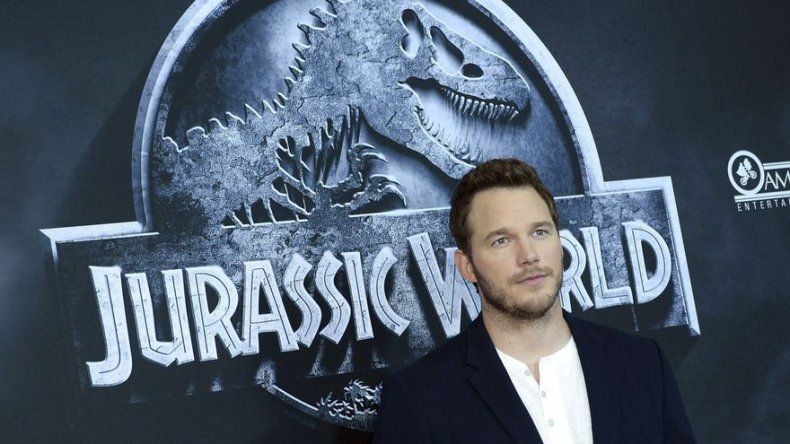 Chris Pratt evoluciona como protagonista en Jurassic World